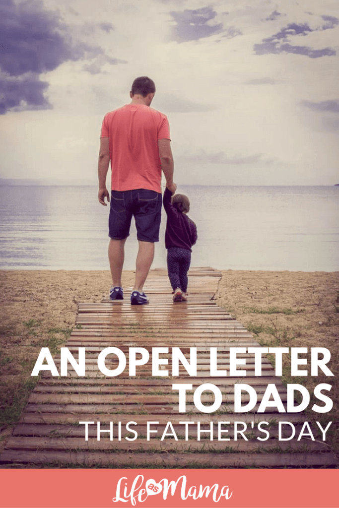 letter to dads
