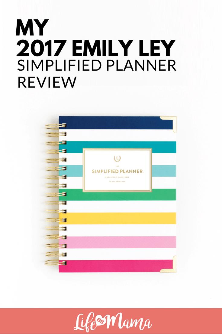 simplified planner