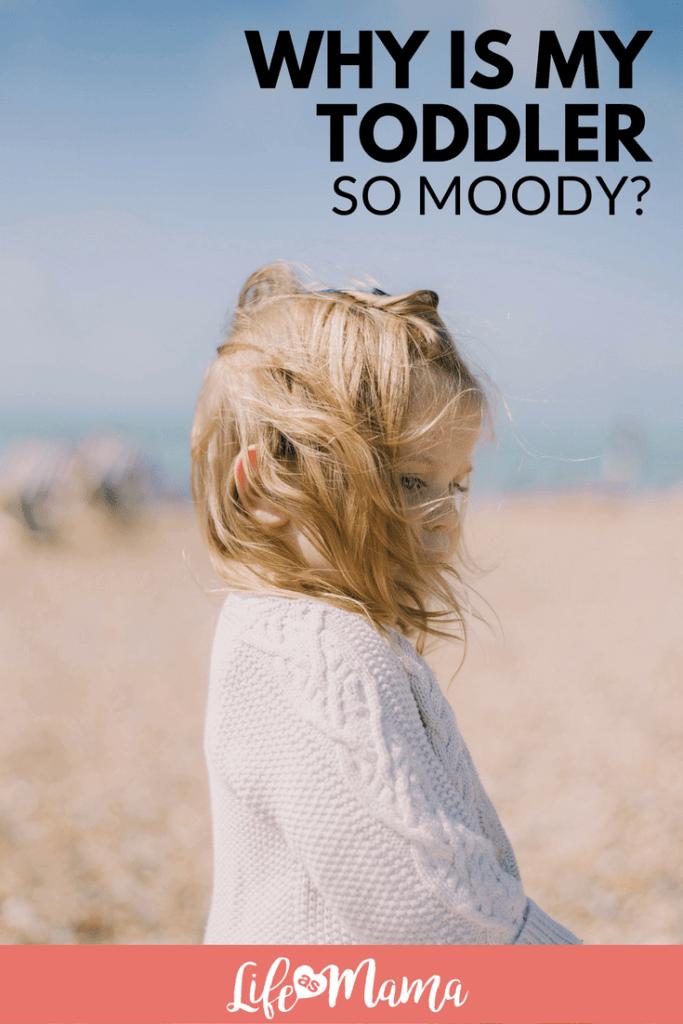 moody toddler