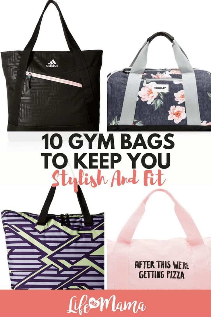 stylish gym bags