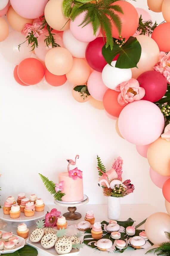 lamingo-themed parties