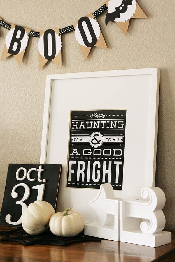 halloween printable
