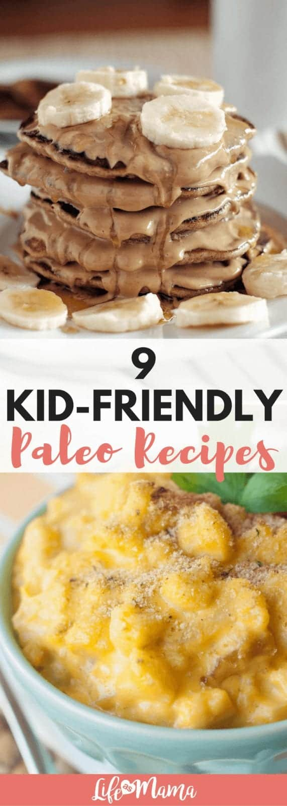 kid-friendly paleo recipes