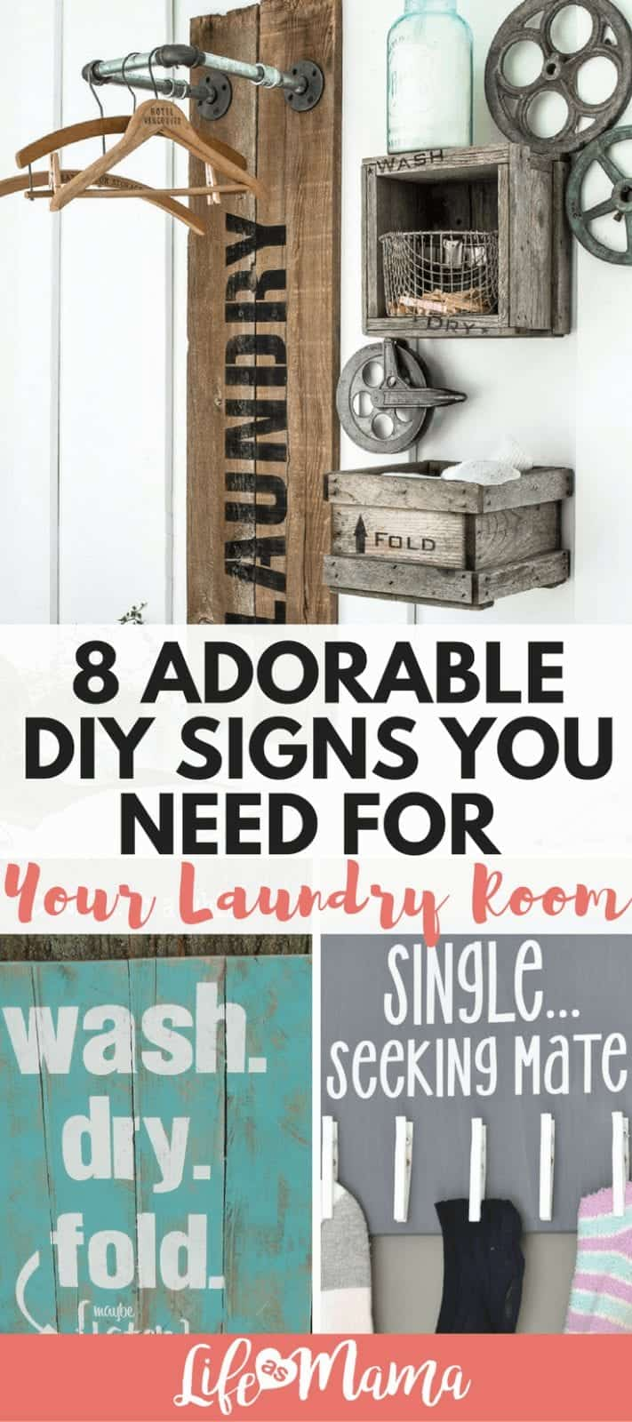 This is a picture of Free Printable Laundry Room Signs for template