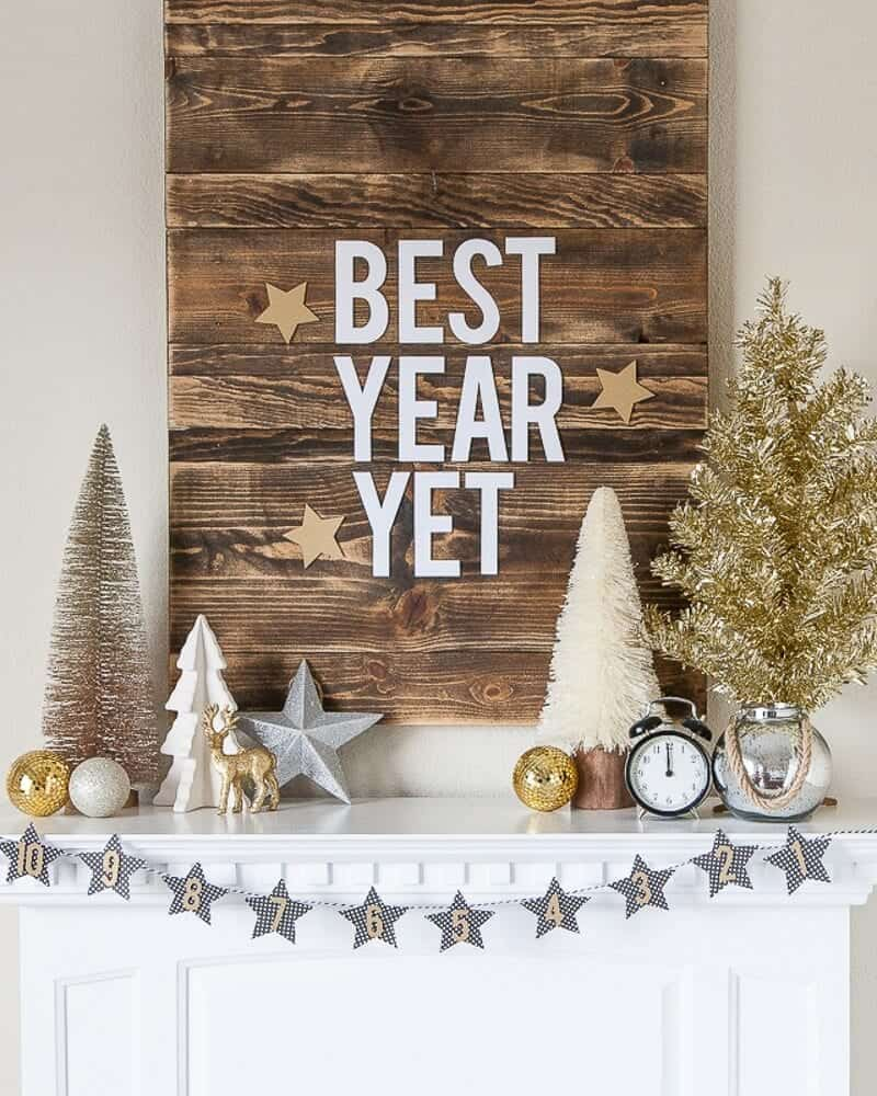 new year's eve decor