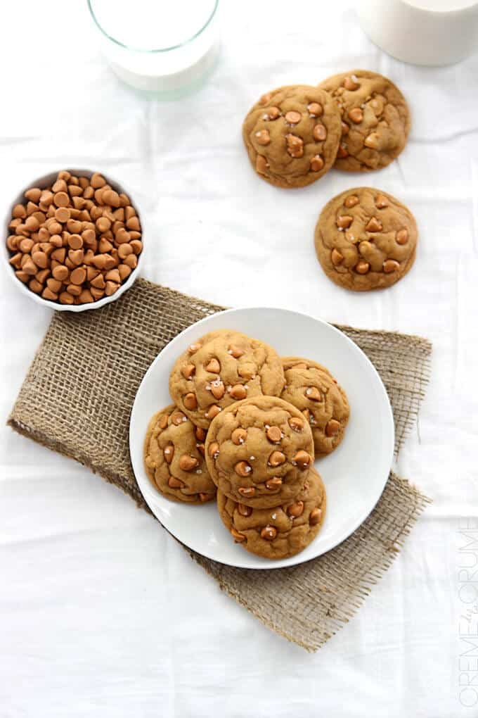 pudding cookies