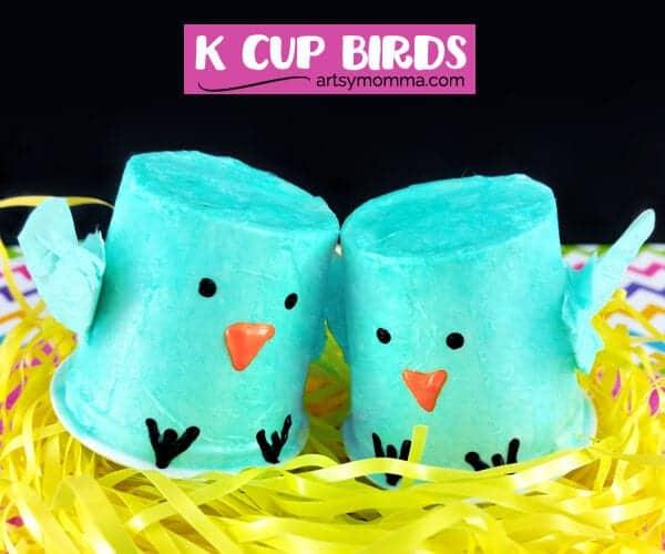 k-cup crafts