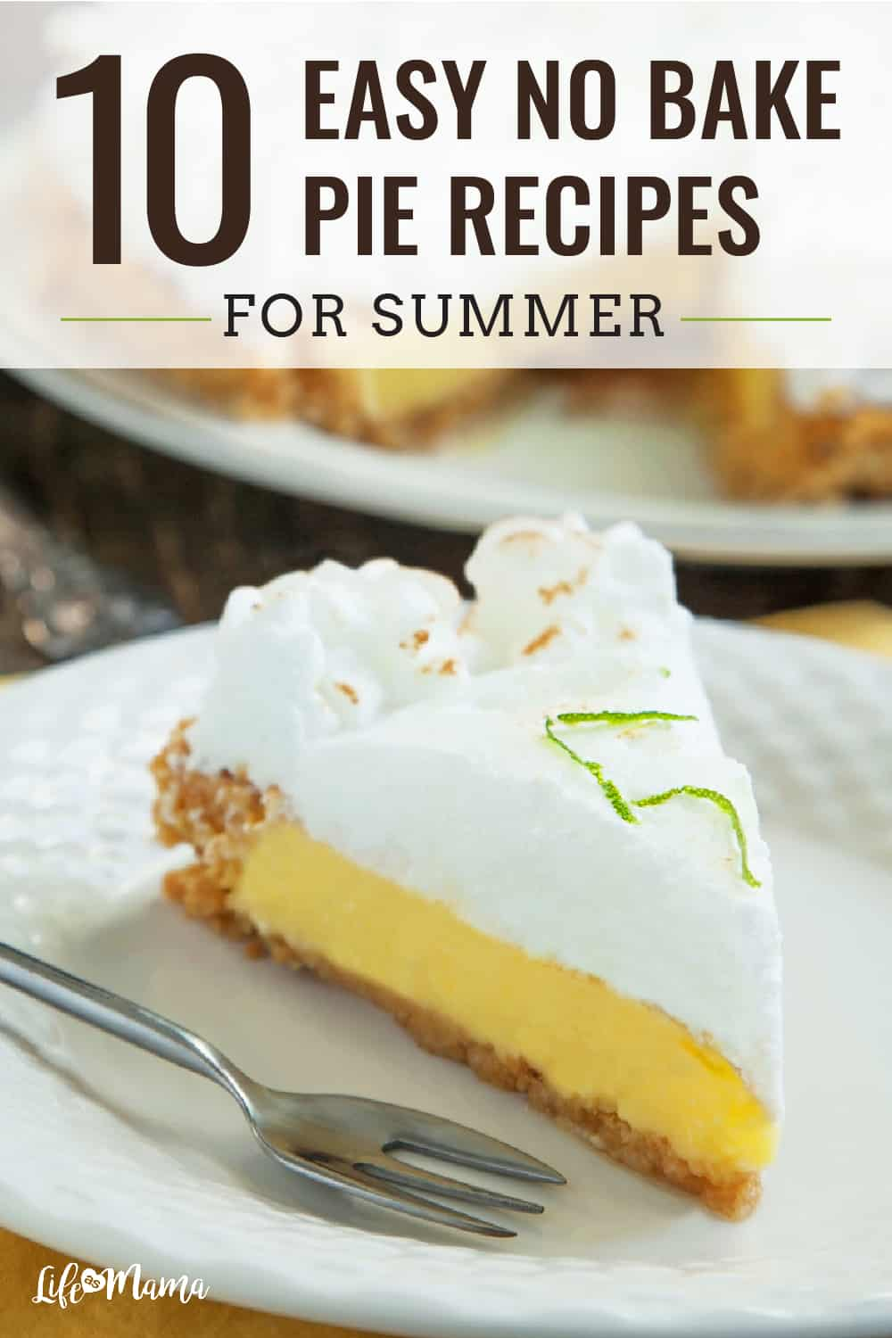 10 Easy No Bake Pie Recipes For Summer