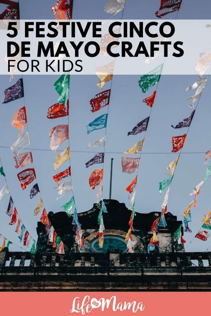5 Festive Cinco de Mayo Crafts for Kids