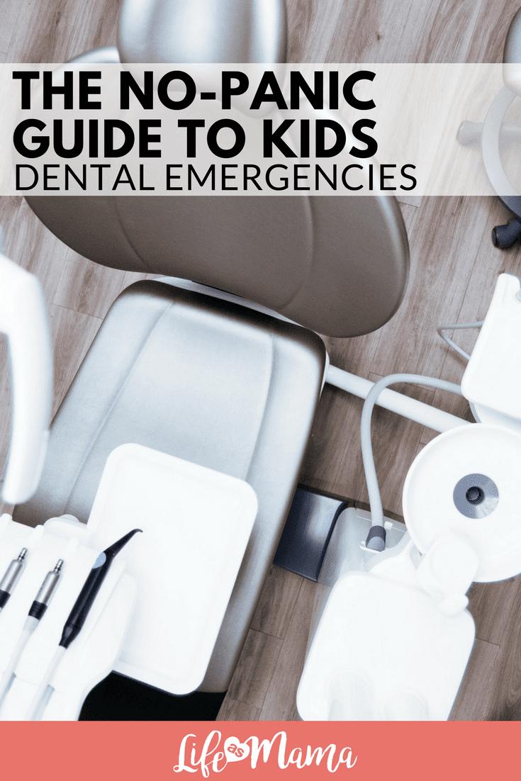 The No-Panic Guide to Kids Dental Emergencies
