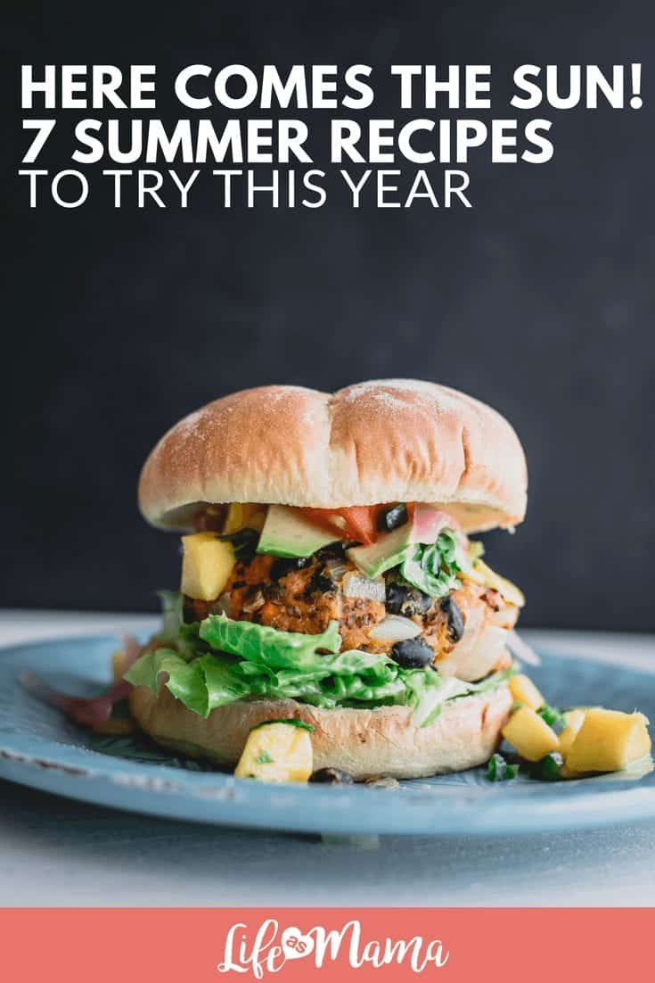 Here Comes The Sun! 7 Summer Recipes To Try This Year