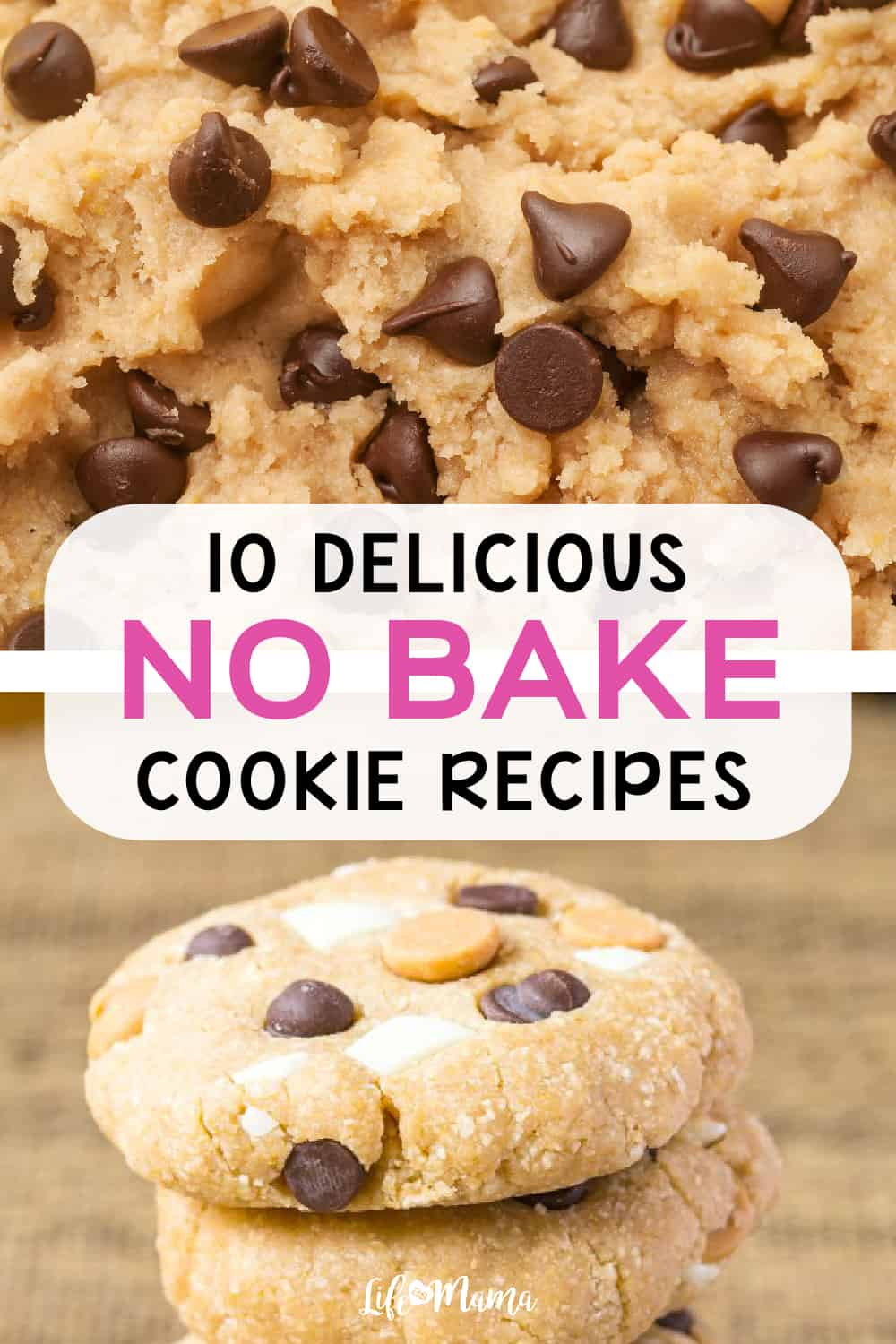 10 Delicious No Bake Cookie Recipes