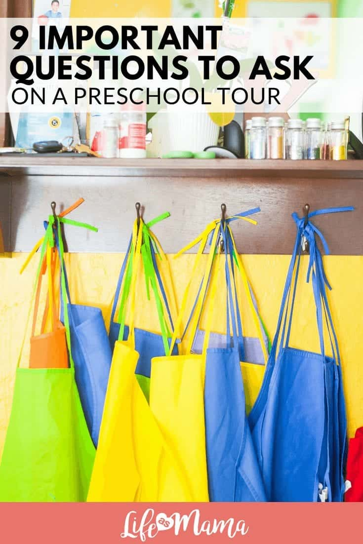 9 Important Questions To Ask On A Preschool Tour