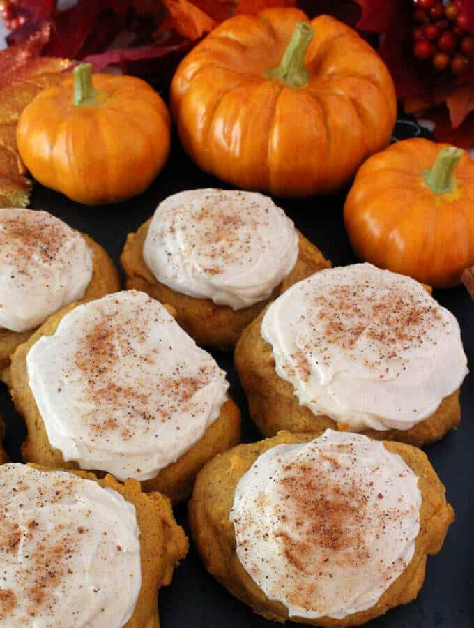 pumpkin cookie recipes