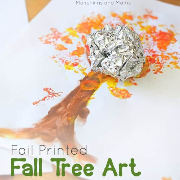 foil art projects