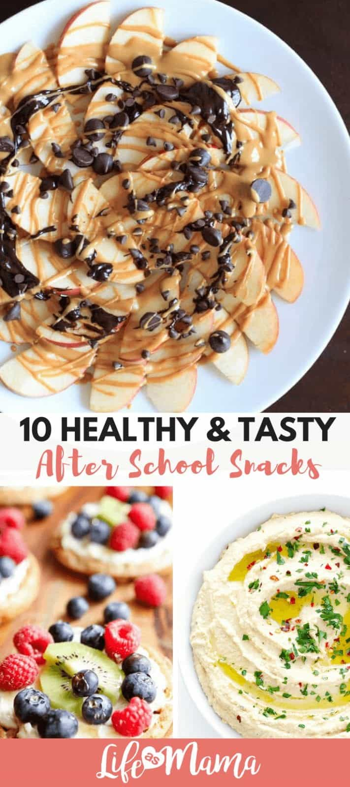 10 Healthy And Tasty After School Snacks