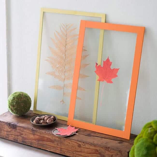 inexpensive fall decor