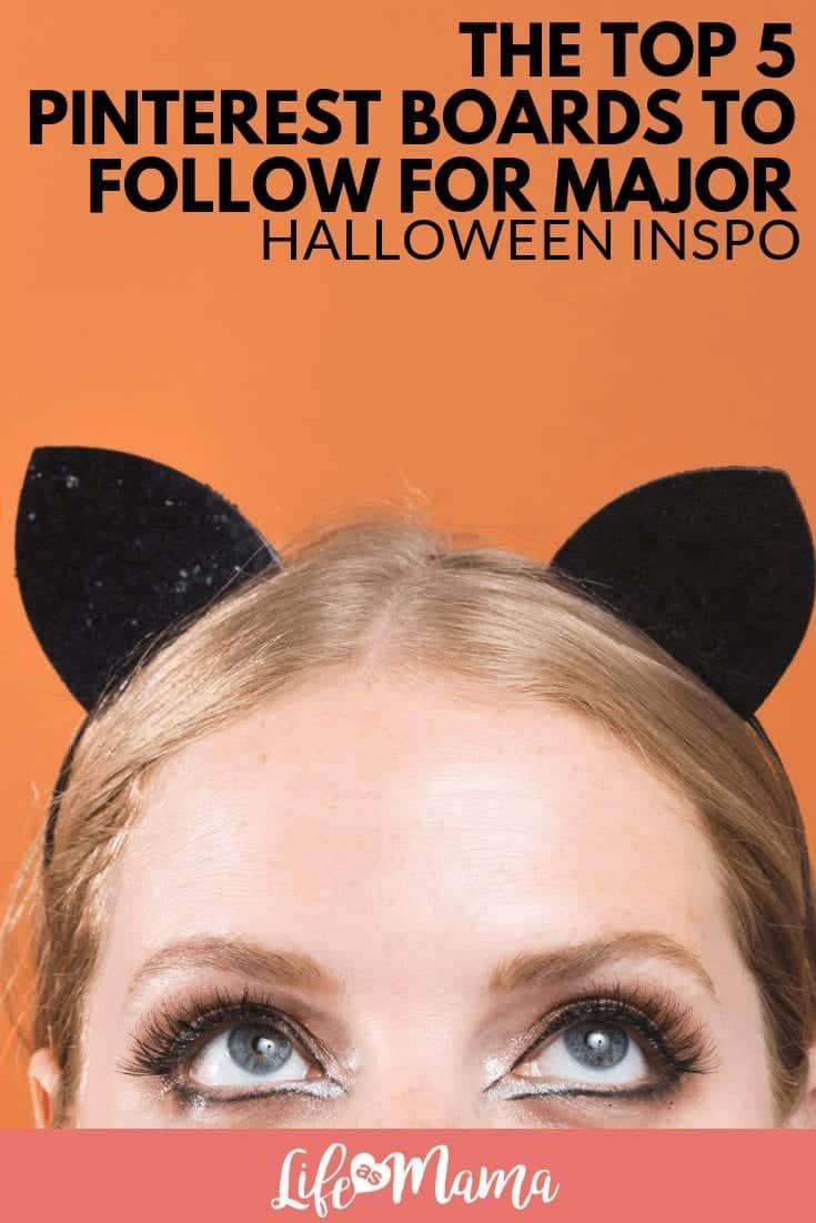 Halloween Pinterest boards