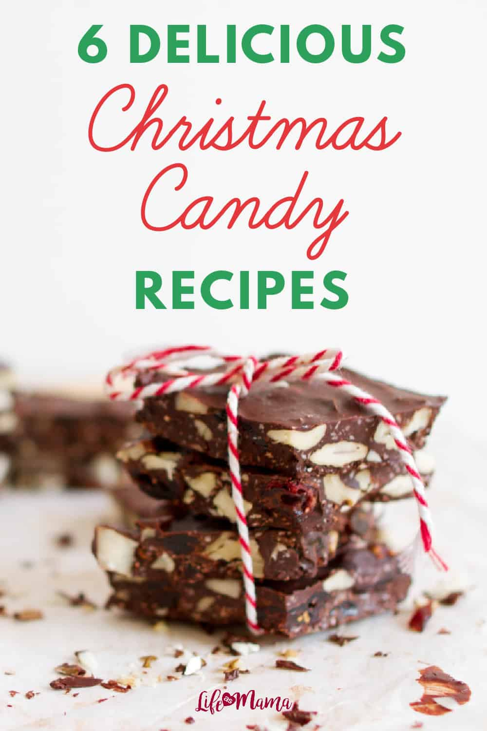 6 Delicious Christmas Candy Recipes