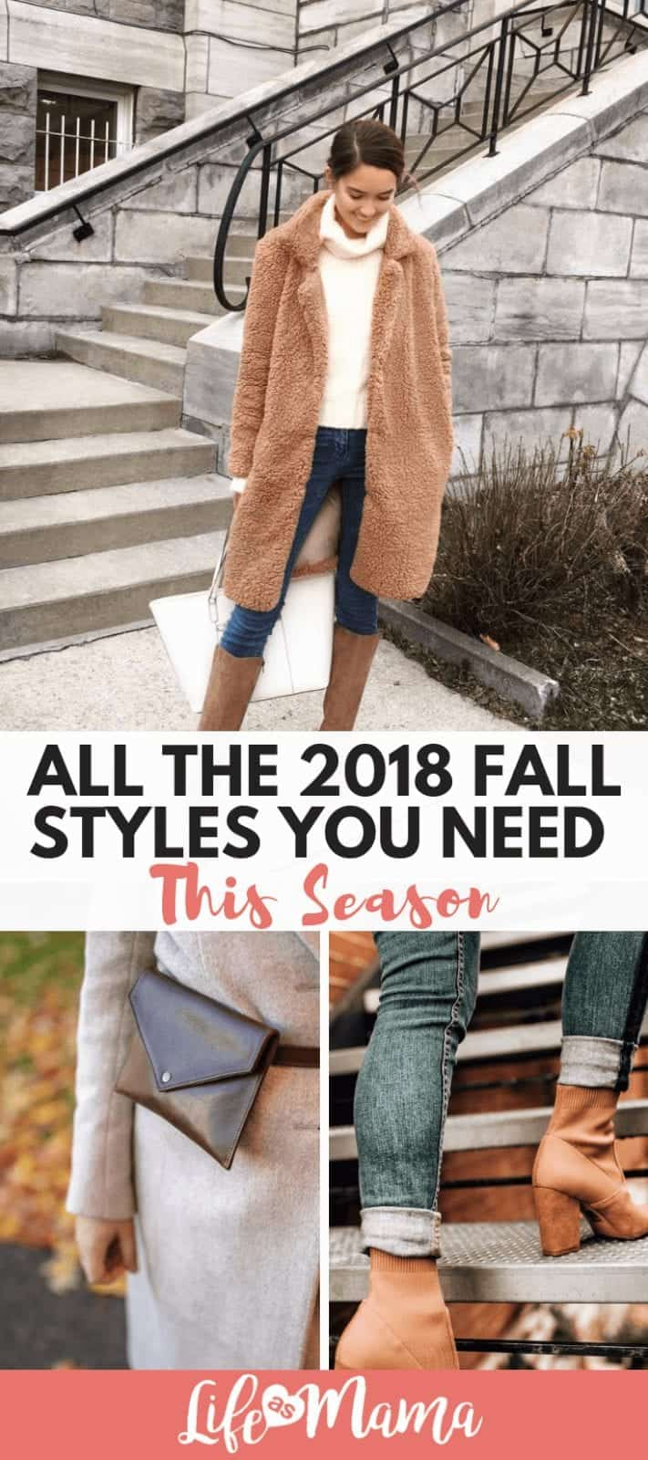 All the 2018 Fall Styles You Need This Season