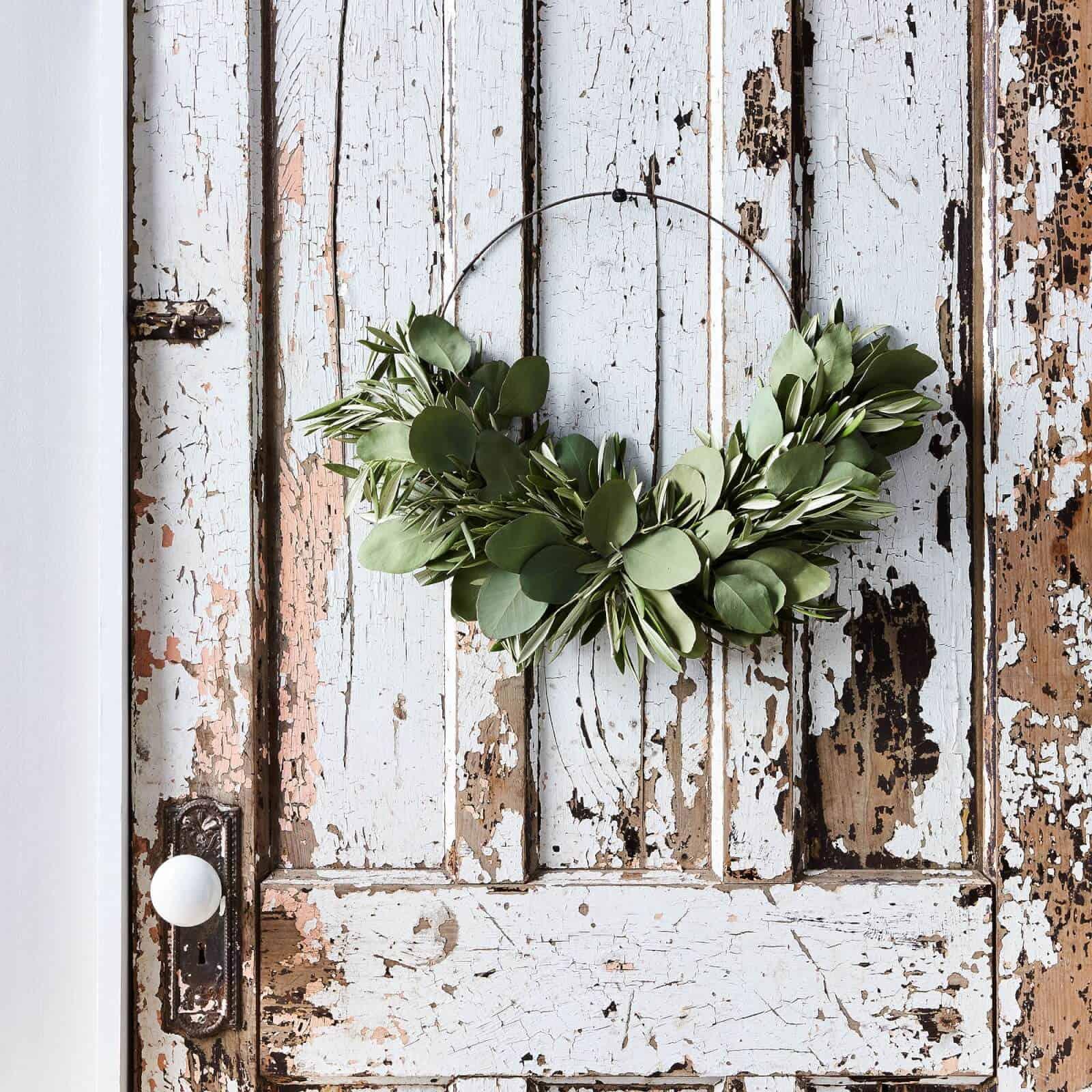 eucalyptus wreaths