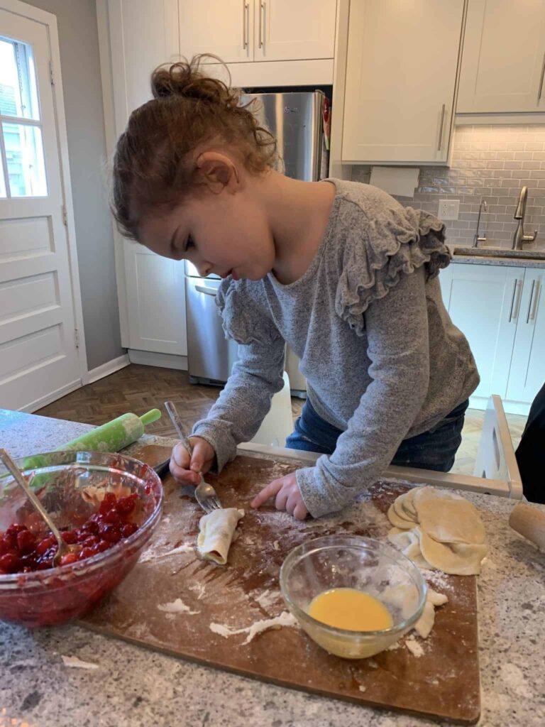 berry cherry hand pies recipe