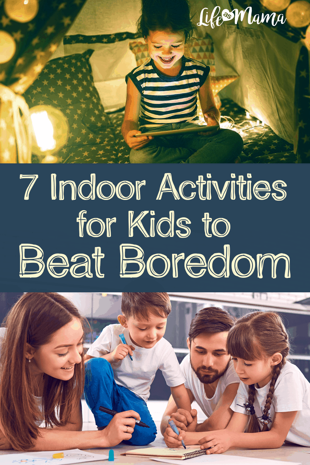 indoor activities for kids pin