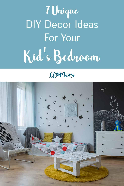 decor ideas for kids bedroom