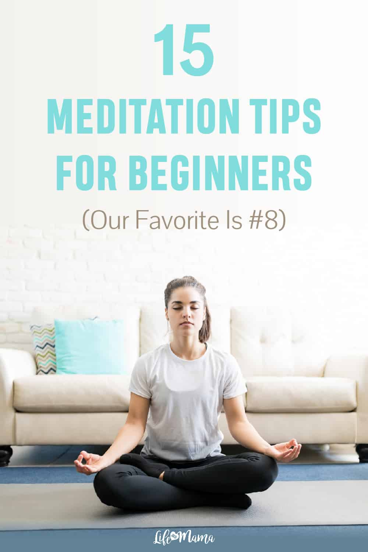 meditation tips for beginners, meditation for beginners