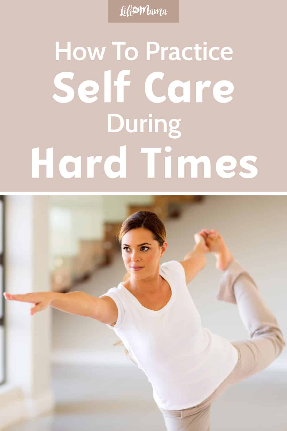 self care during hard times