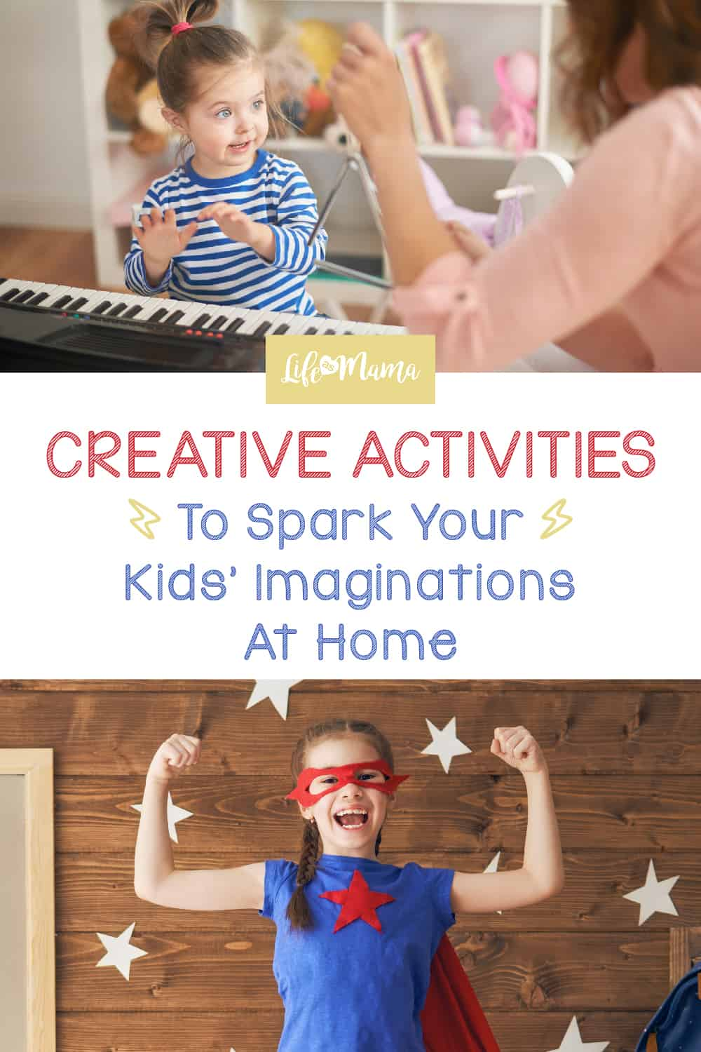 creative indoor activities imagination at home