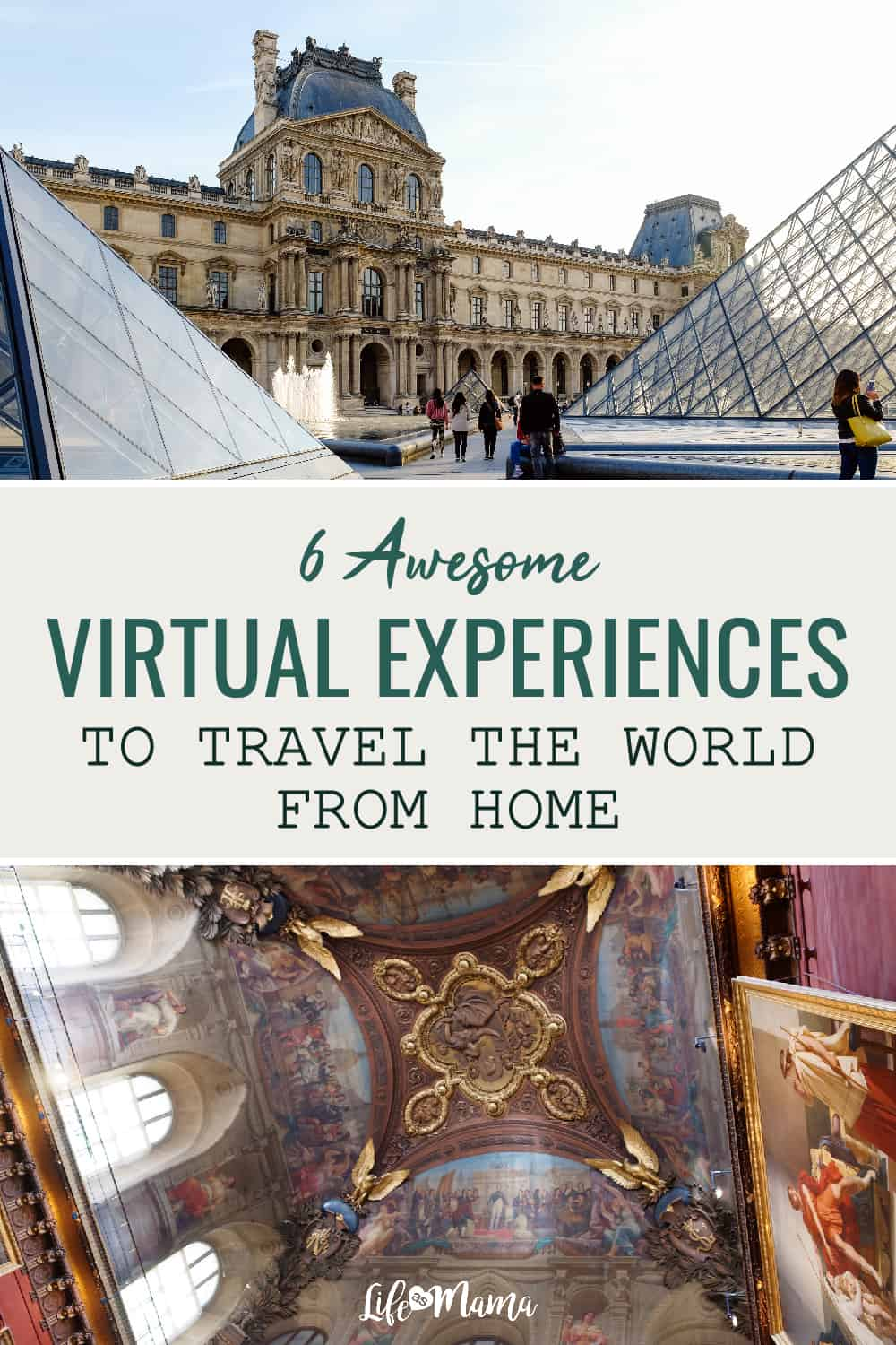 virtual experiences to travel the world from home, virtual travel