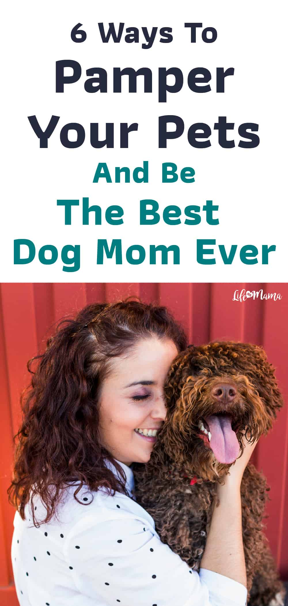 6 Ways To Pamper Your Pets And Be The Best Dog Mom Ever-01-02