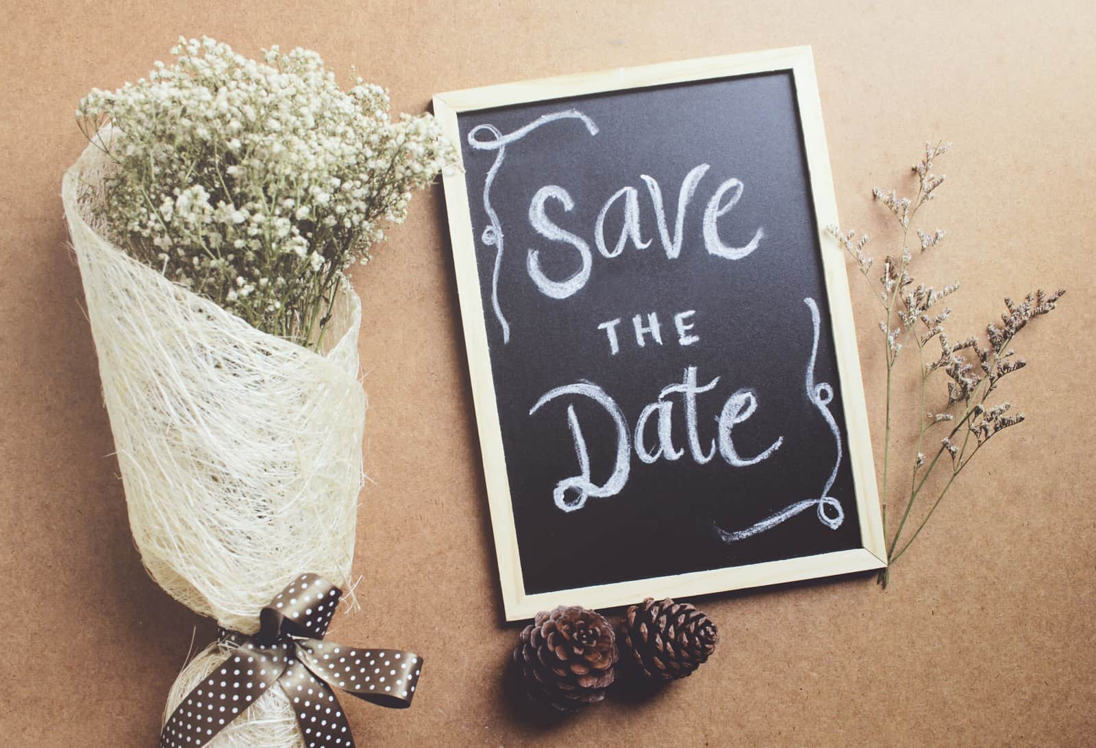 save the date, wedding planning