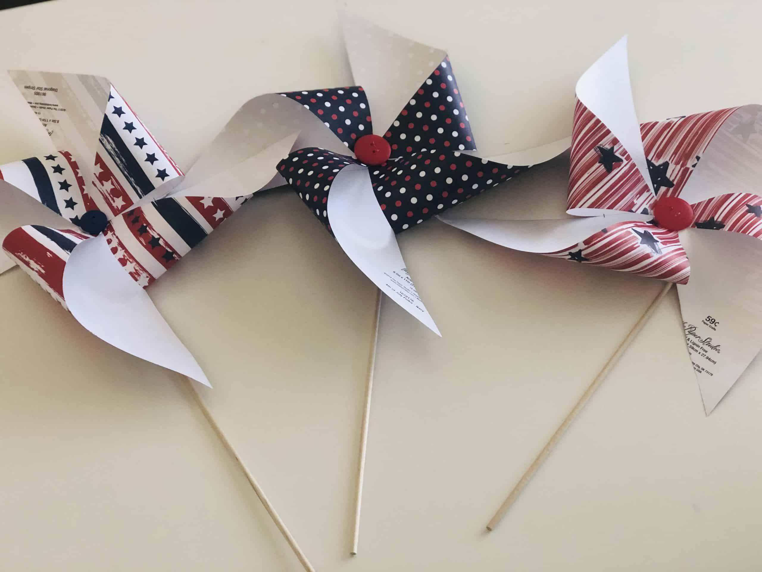 pinwheel craft final