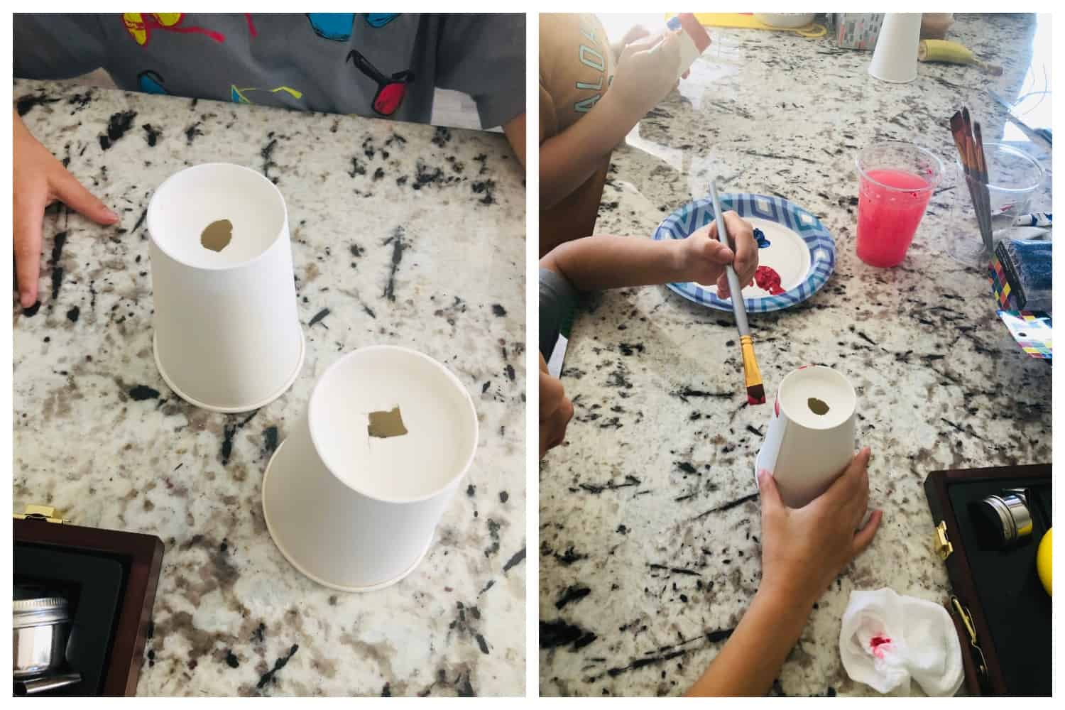 4th of july crafts, fireworks