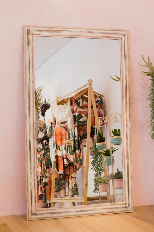 apartment mirror