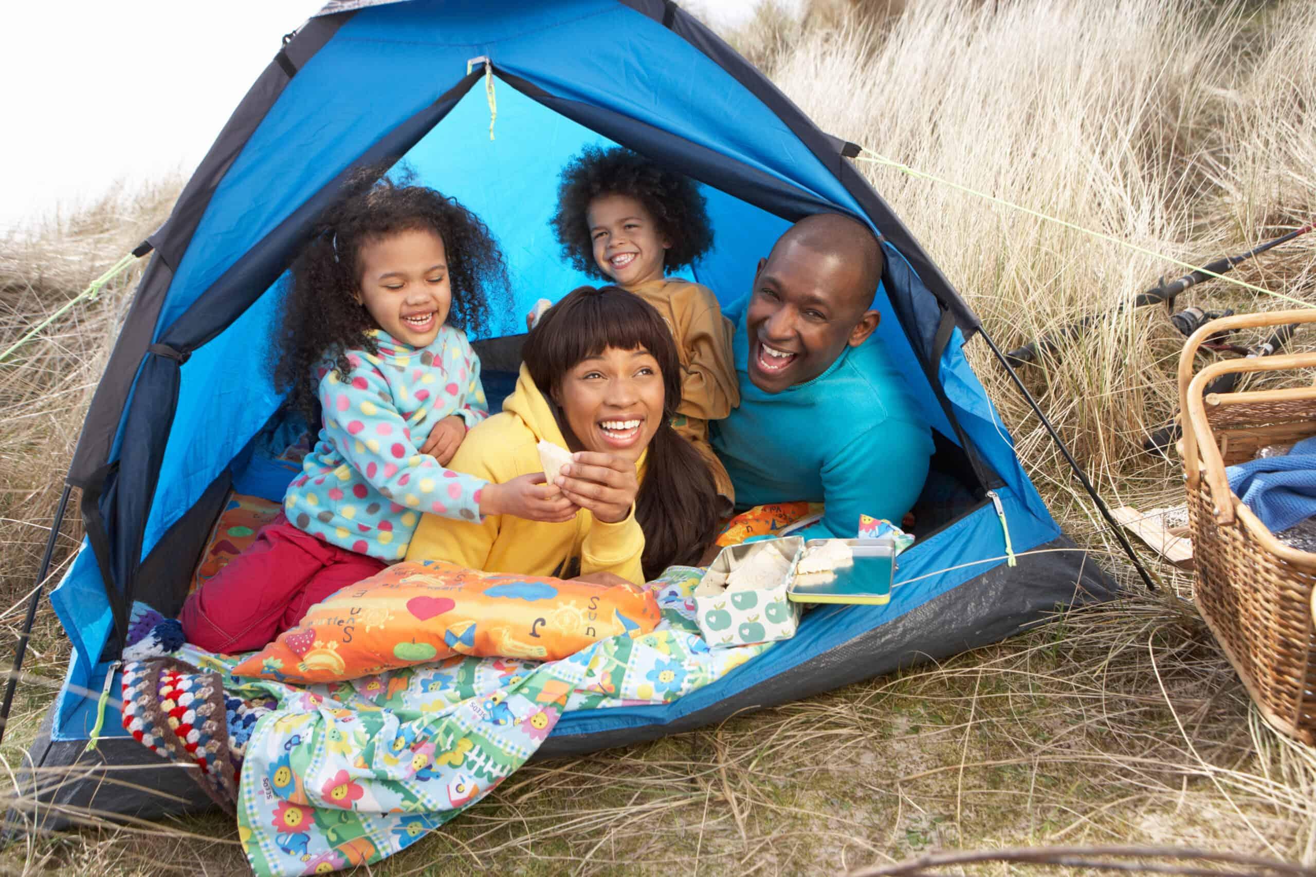 family mini vacation