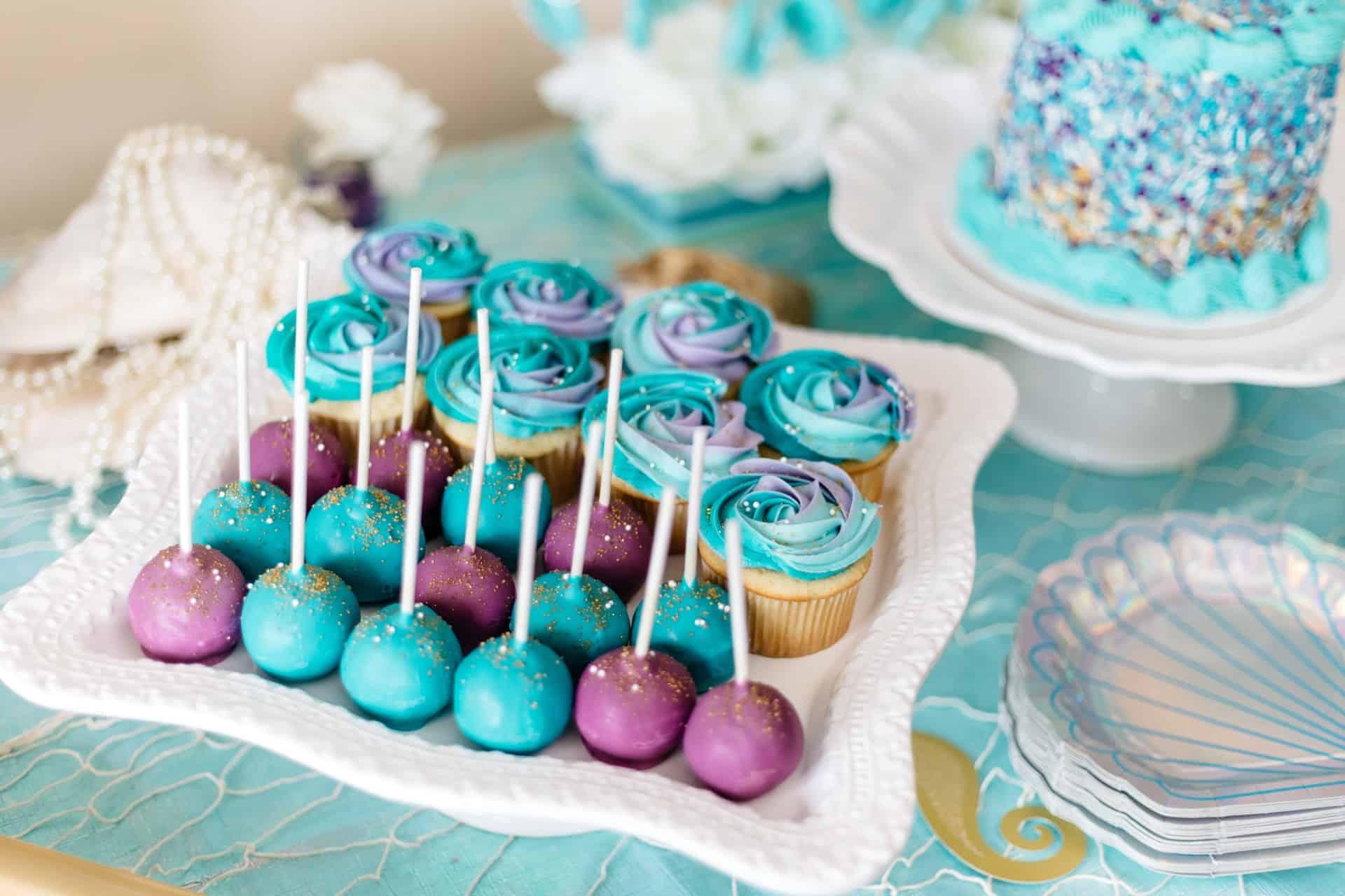 desserts, baby shower ideas