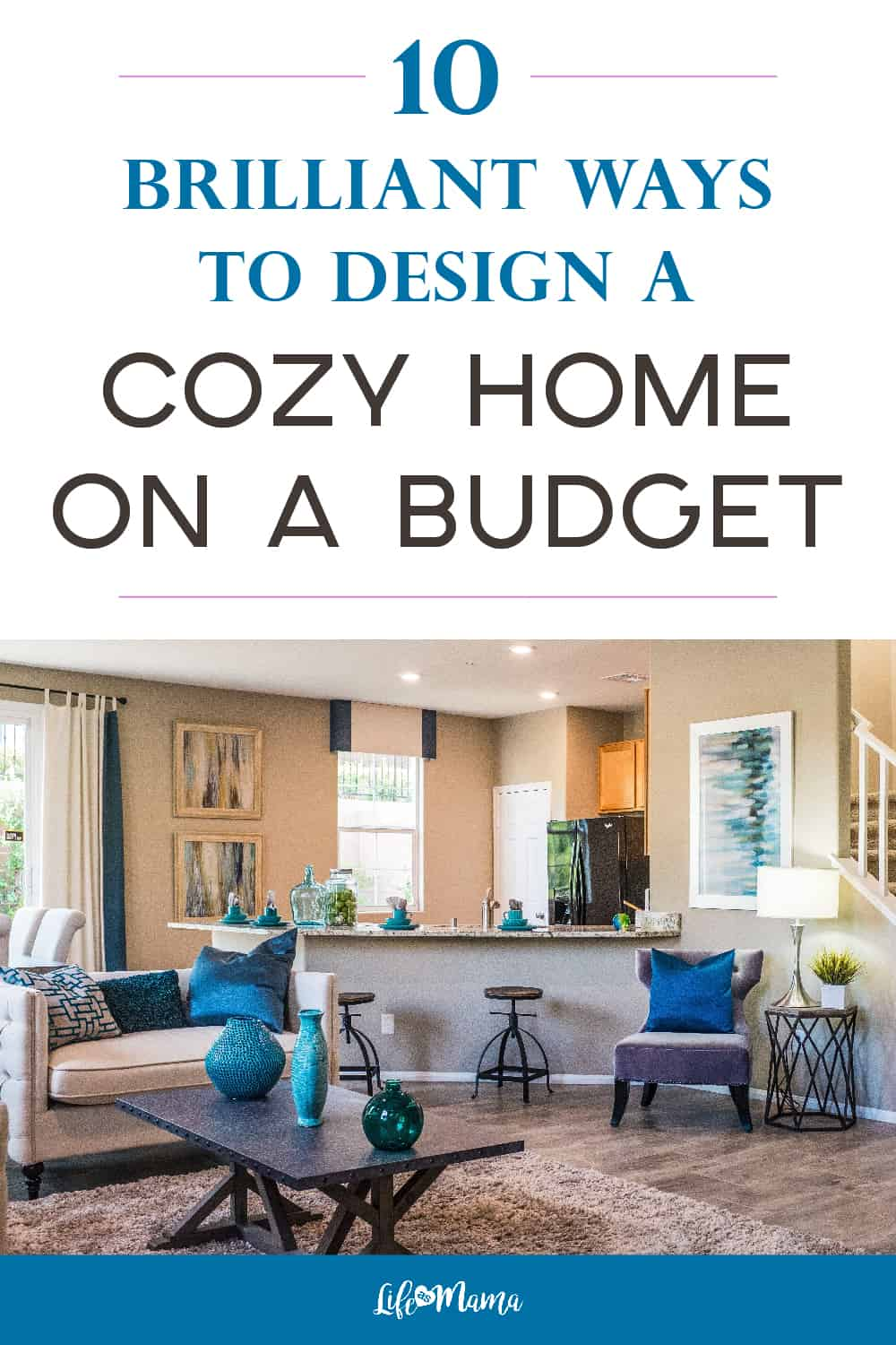 How To Design The Perfect Cozy Home For You