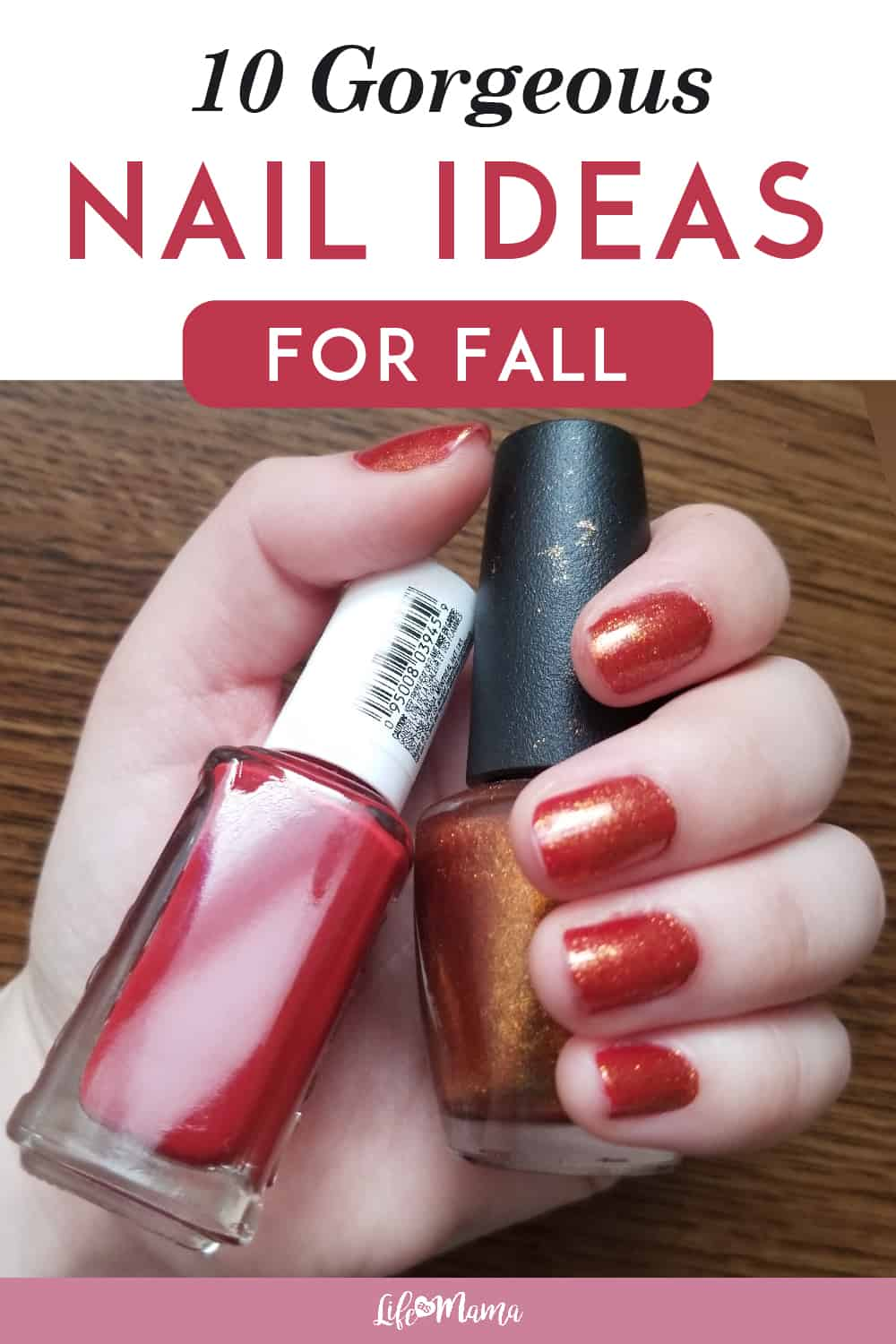 10 Gorgeous Nail Ideas For Fall