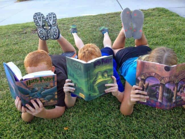 book club, creative family activities