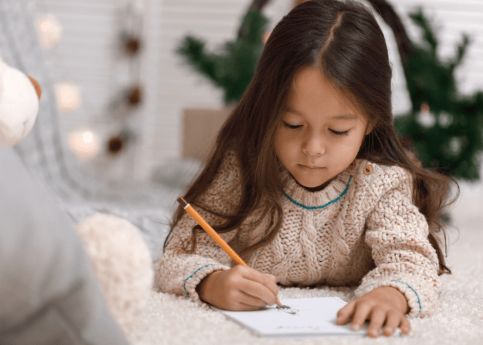 writing skills in kids