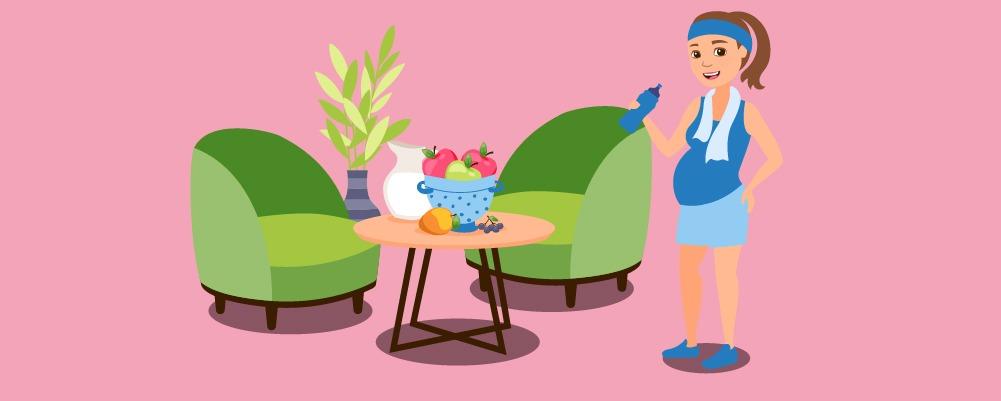 Postpartum Nutrition proper diet