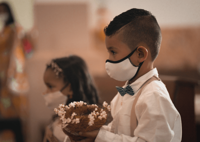 kids in your wedding