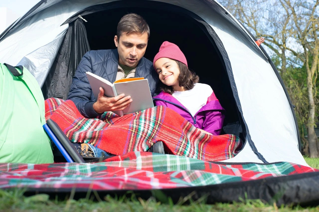 family camping trips