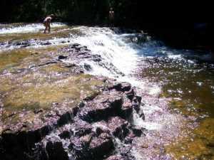 Ocqueoc Falls, Presque Isle, MI
