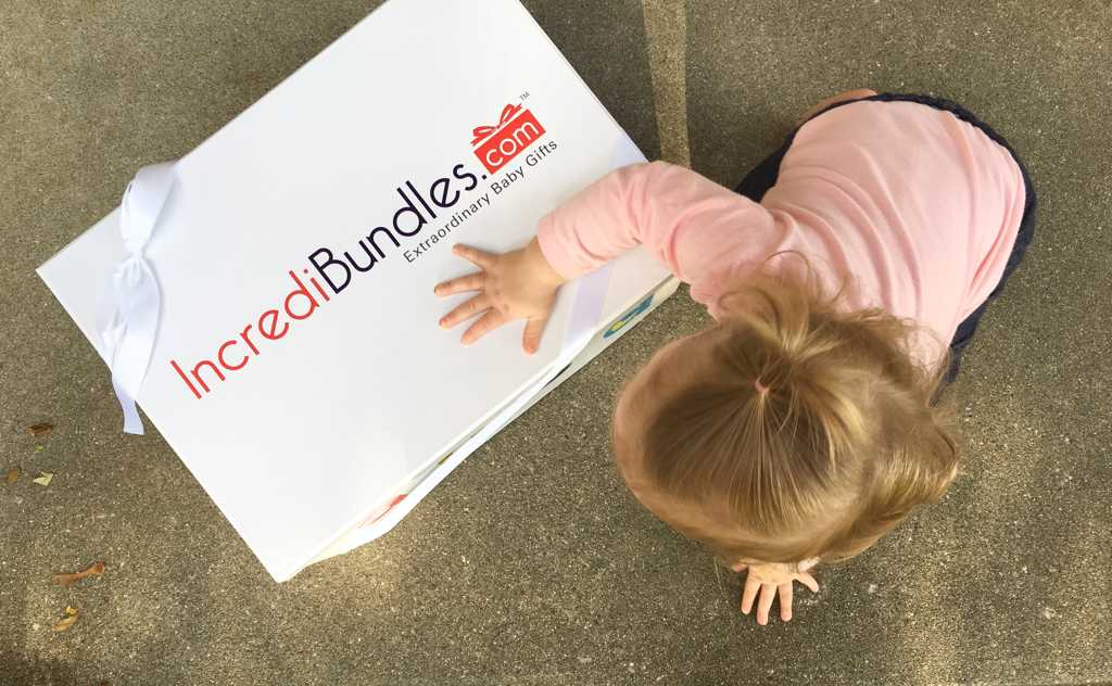 IncrediBundles Gift Giving Service for Babies and Toddlers!