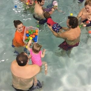 Making Waves and Taking Strides – Progress Report from Goldfish Swim School