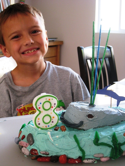 A Whale Cake You Can Bake Life As Mom